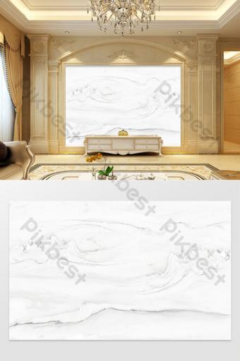 عالية الوضوح بطن السمكة نمط الحجر الأبيض المناظر الطبيعية مجردة خلفية لوحة كبيرة الديكور والنموذج قالب TIF