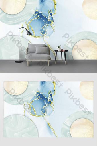 五金大型織地不很細中國風背景牆 裝飾·模型 模板 PSD