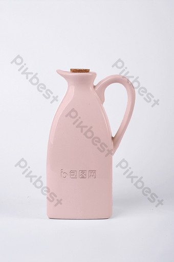 Flagship pot, soy sauce vinegar seasoning ceramic variable color, other prototypes Template PSD