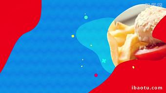 Đồ họa chuyển động dòng chất lỏng màu phục vụ đóng gói tiêu đề video Video Bản mẫu AEP