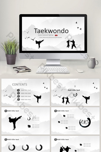 Taekwondo Templates Free Psd Png Vector Download Pikbest