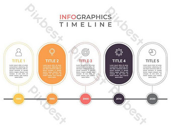 Free Timeline Templates for  Powerpoint, Word and Excel